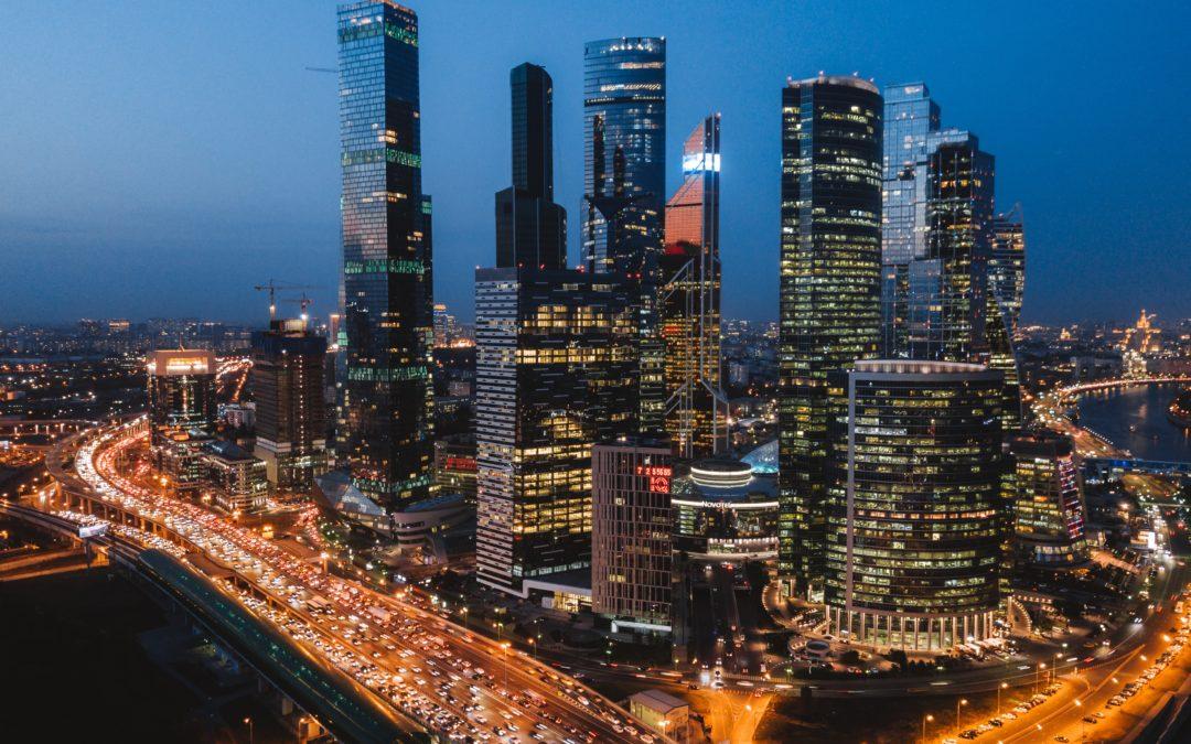 Moscú lanza el nuevo distrito de Smart City como un laboratorio viviente