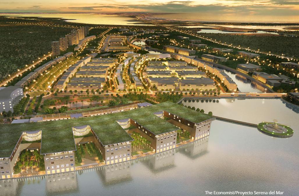 Una ciudad para crecer