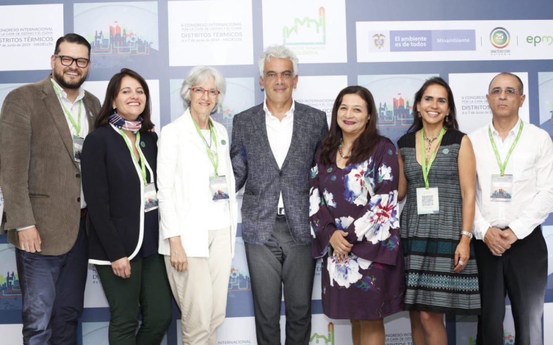 Se aprueba segunda fase del proyecto Distritos Térmicos en Colombia