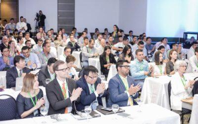Primer Congreso de Distritos Térmicos en el país.