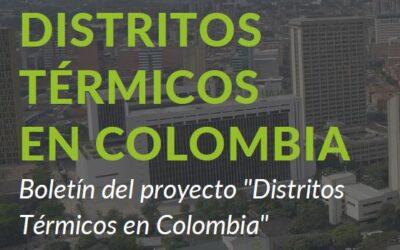 DISTRITOS TÉRMICOS EN COLOMBIA