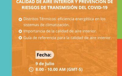 Presentación Guía CAI y prevención de riesgos de transmisión del COVID-19.