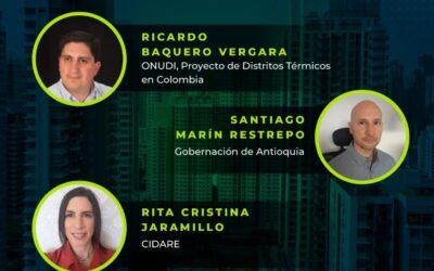 Webinar Distritos Térmicos: Ahorro económico con la tercerización del servicio de energía térmica.