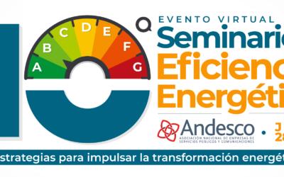 Seminario de Eficiencia Energética Andesco