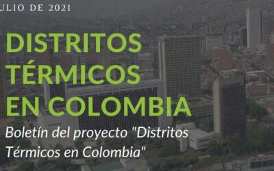 Boletín DT en Colombia- Julio 2021