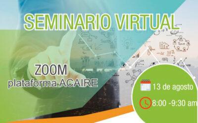 Seminario virtual modelos de negocio aplicados a la venta de energía térmica